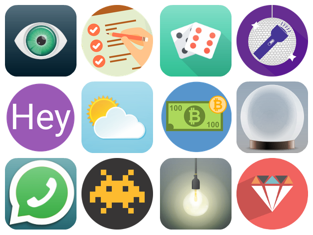 iOS & Android Course App Icons
