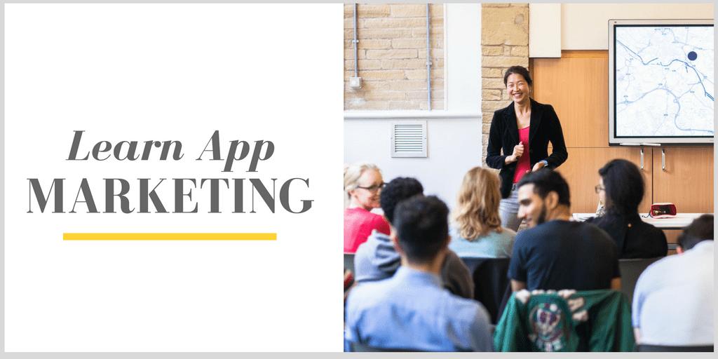learn app marketing